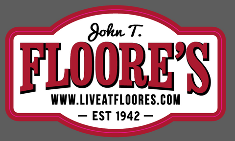 Floore's Logo Sticker