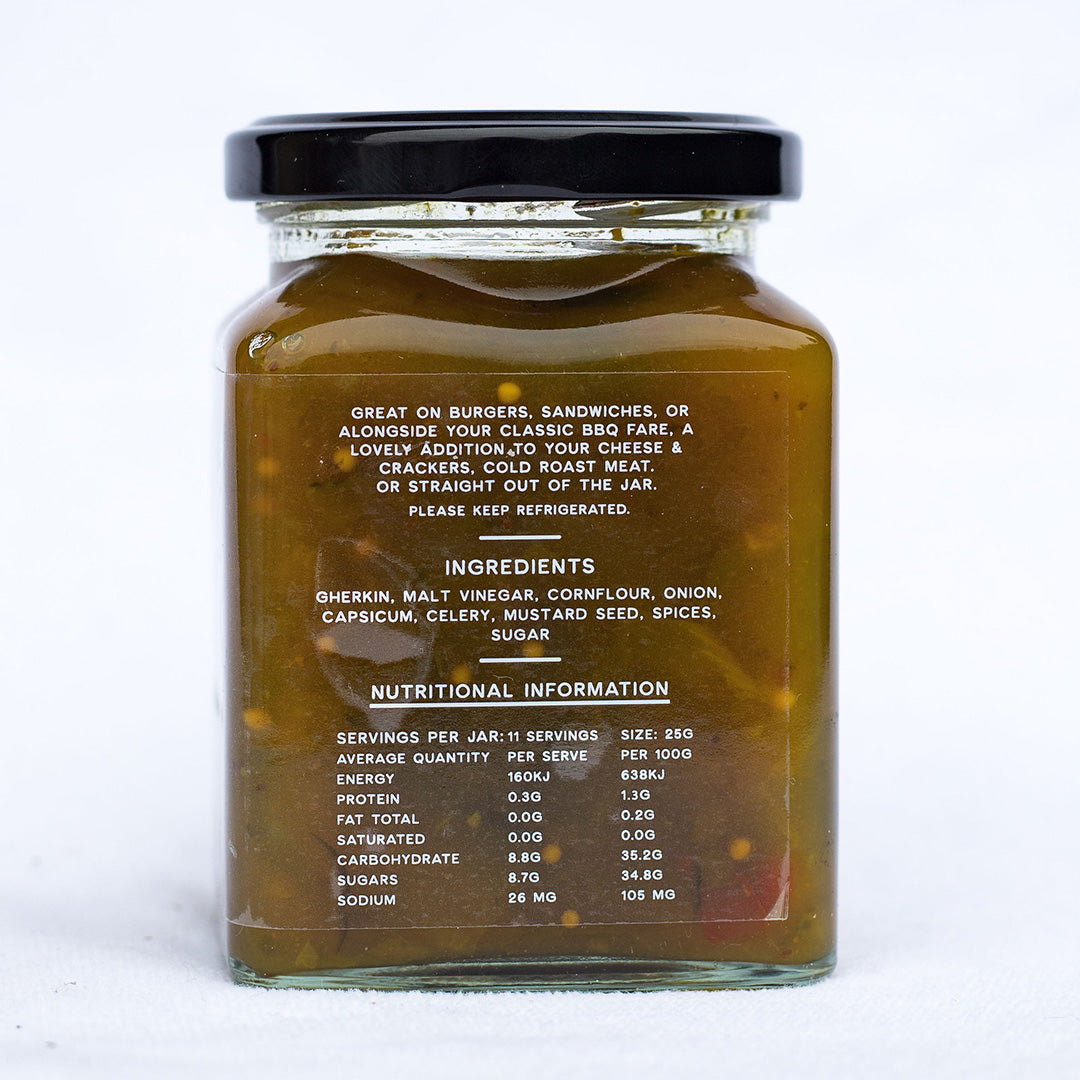 Bread & Butter Pickle 270gm
