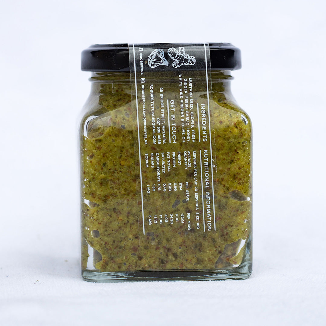 Honey Herb Mustard 190gm