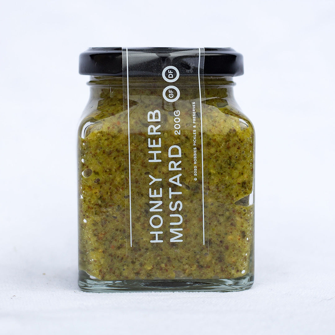 Honey Herb Mustard 200gm