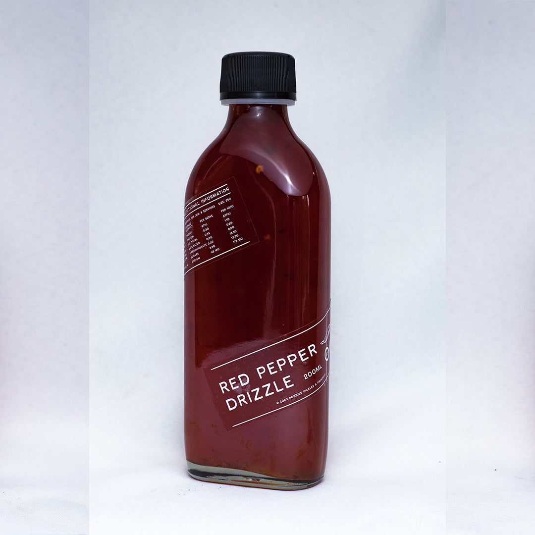 Red Pepper Drizzle 200ml