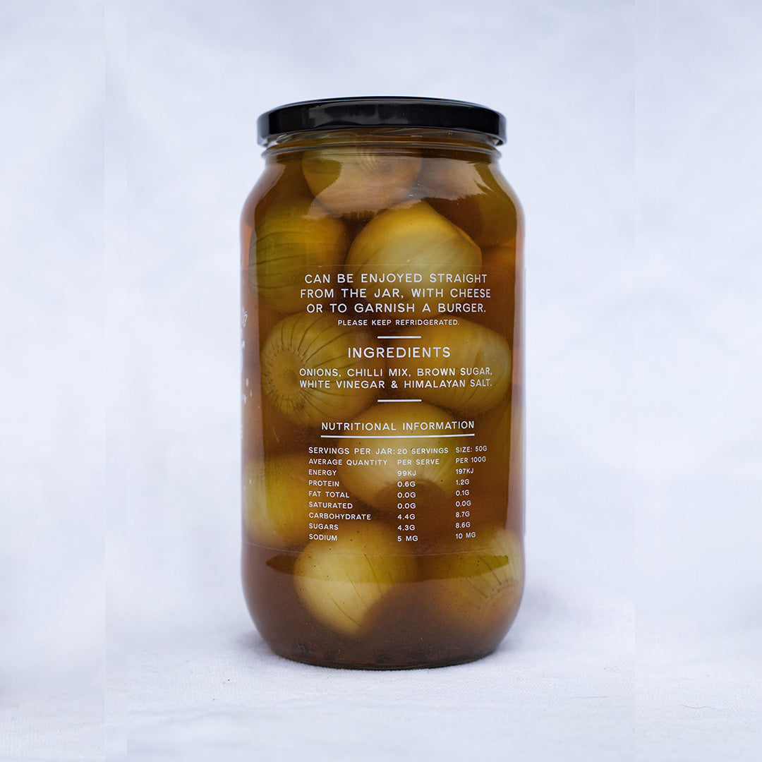 Pickled Onions 1 KG