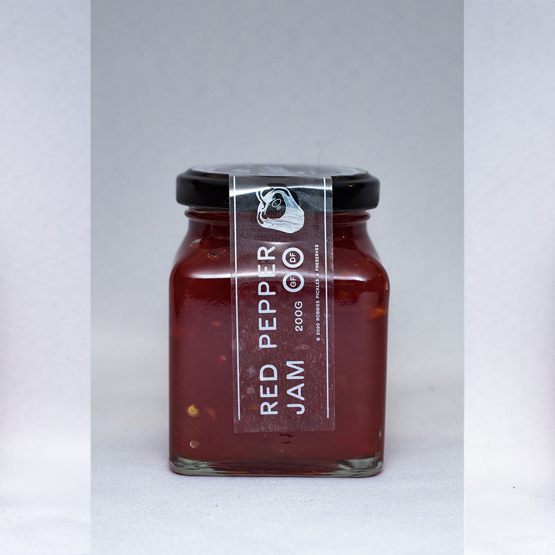 Red Pepper Jam 200gm