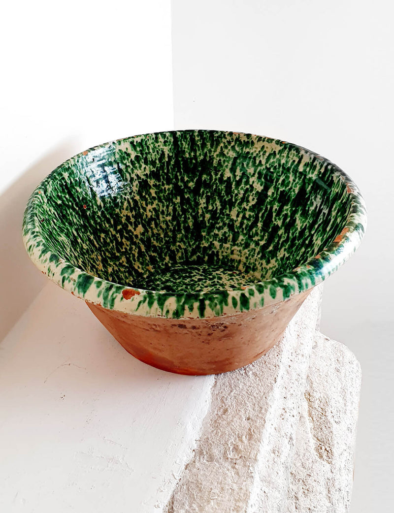 Medium Tuscan Bowl Early 1900s