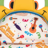Loungefly - Disney Three Caballeros Mini Backpack (PRE-ORDER)
