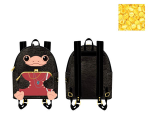 Loungefly Fantastic Beasts Niffler Mini Backpack (PRE ORDER)