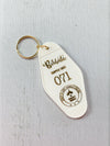 Bibbidi Attraction Suite Retro Keychain - Jungle Cruise Inspired (Series 1)