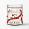 Bibbidi Exclusive Wishes Candle Co - Marvel Thor Inspired Love + Thunder