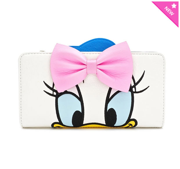 Loungefly - Disney Donald/Daisy Reversible Wallet