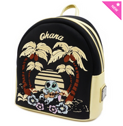Loungefly - Stitch Ohana Scene Mini-Backpack