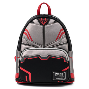 Loungefly Marvel Falcon Cosplay Mini Backpack