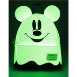 Loungefly - Mickey Ghost Glow in the Dark Mini Backpack