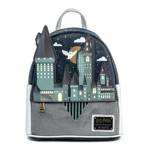 Loungefly Harry Potter Hogwarts Castle Mini Backpack