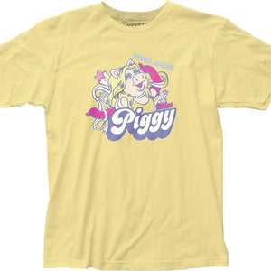 "Disney Muppets Miss Piggy ""Who Moi?"" Shirt"