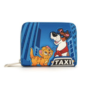 Loungefly X Disney Oliver And Company Taxi Ride Wallet