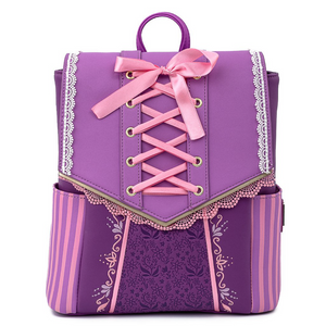 Disney Tangled Rapunzel Cosplay Mini Backpack