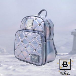 Loungefly - Star Wars Empire Strikes Back 40th Anniversary Hoth Iridescent Mini Backpack