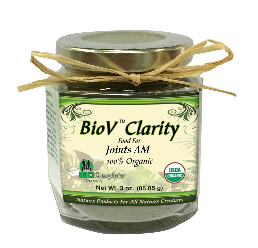 Joints AM Organic Herbal Food-My Paleo Pet