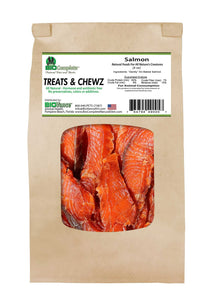 Salmon Treats-My Paleo Pet