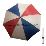 "60"" Two-Toned Golf Umbrella"