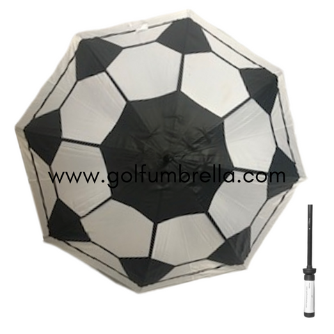 "60"" Soccer Ball Umbrella (Bulk 25)"