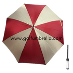"68"" Golf Umbrella (Bulk 25)"