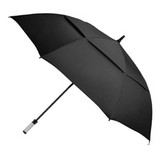 "68"" Double Canopy Golf Umbrella (Bulk 25)"