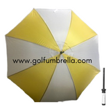 "60"" Two-Toned Golf Umbrella (Bulk 25)"