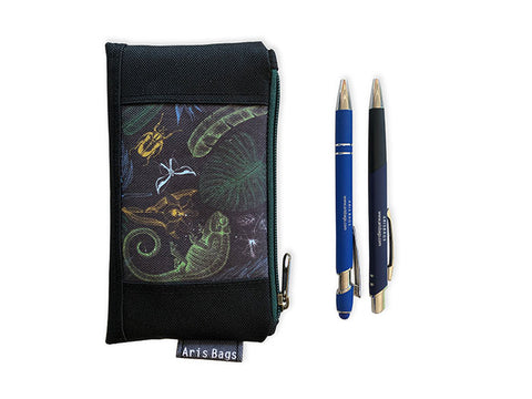 Chameleon style mini pouch wallet