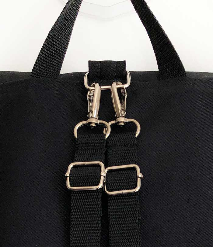 Adjustable and functional straps
