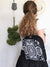 Customizable vegan bohemian backpack, Women cross body bag | Aris Bags - Aris Bags