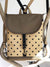 Mustard Brown Mickey Mouse Disney Backpack | Aris Bags - Aris Bags