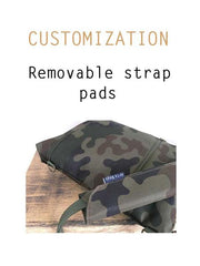 Attachable strap padding upgrade for your backpack | Aris Bags - 1