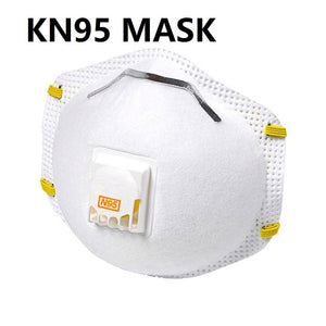 In stock!Disposable Masks 10/50 pcs Mouth Mask 3-Ply  Anti-Dust FFP3 FFP2 KN95 Nonwoven Elastic Earloop Salon Mouth Face Masks
