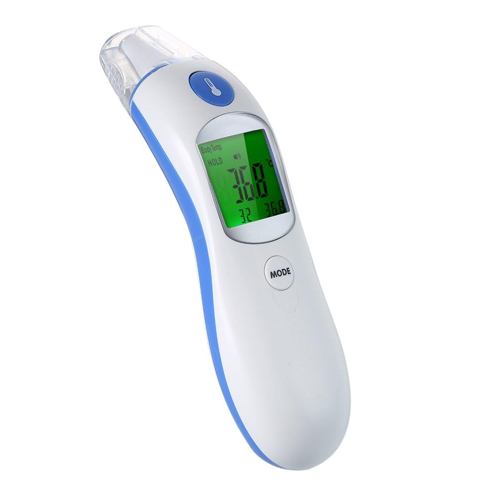9 Kinds Of Digital Baby Kids Infrared Forehead Thermometer Temperature Meter Instruments Non-contact Body Fever IR Thermometer