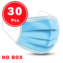 Load image into Gallery viewer, Medical Surgical Mask Face Mask Anti Dust Mouth Filter Anti Bacterial Disposable Mask 3 Layers Protective Baby Adult Masks