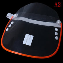 Load image into Gallery viewer, Adjustment Face Shield Safety Removable Anti-saliva Anti Droplet Dust-proof Full Face Protective Cover Mask