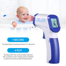 Load image into Gallery viewer, 9 Kinds Of Digital Baby Kids Infrared Forehead Thermometer Temperature Meter Instruments Non-contact Body Fever IR Thermometer