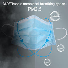 Load image into Gallery viewer, mouth mask Men Women Cotton Anti Dust Mask Mouth Mask Windproof Mouth-muffle Proof Flu Face Masks