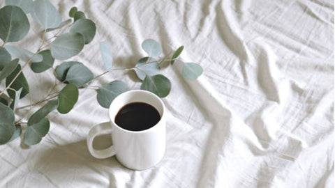 Healthy morning routine blog post
