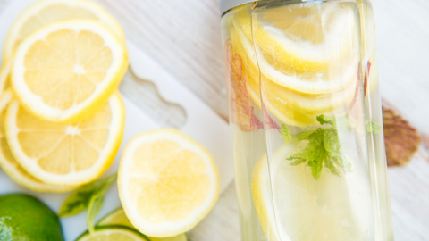 Zigii wellness marketplace hydration tips how to stay hydrated lemon water