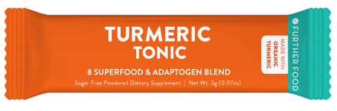 Further Food Turmeric Tonic