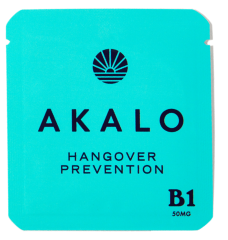 Akalo Hangover Prevention