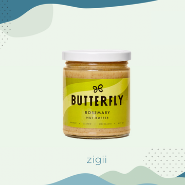 Butterfly Rosemary Nut Butter