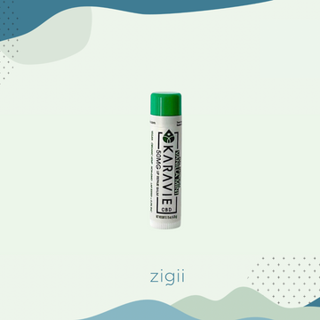 Karavie CBD Lip Balm 50mg – Vanilla Mint