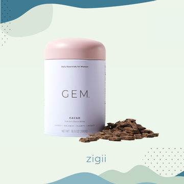 GEM Daily Vitamins in Cocoa