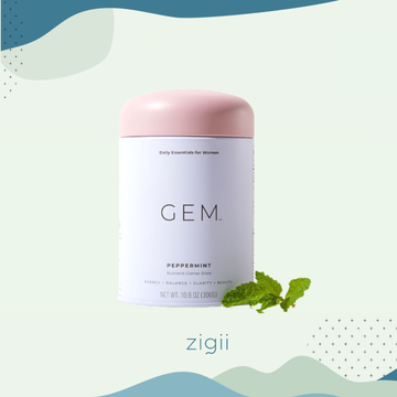 GEM Daily Vitamins in Peppermint