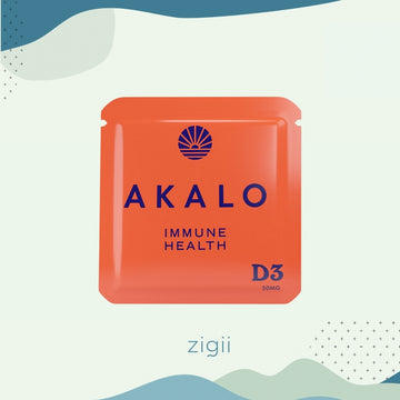 AKALO D3 Wearable Vitamin Patch