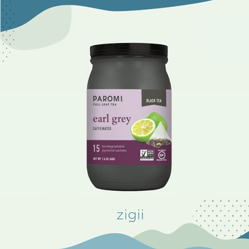 Paromi Full Leaf Earl Grey Tea