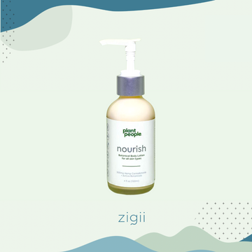 Plant People CBD Nourish Lotion